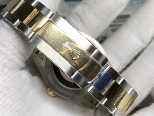 Rolex Datejust II grey dial