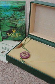 Rolex box full set με τσάντα