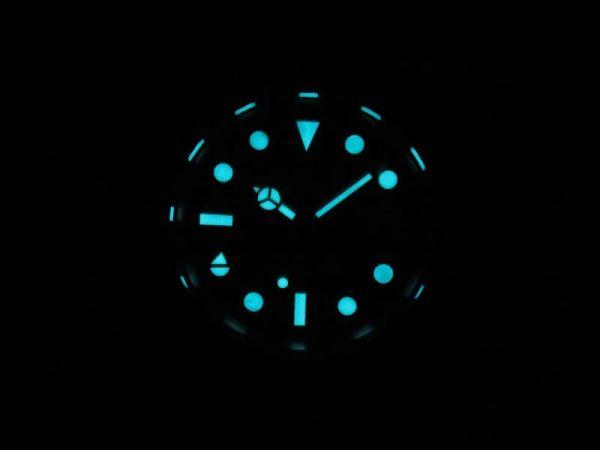 Rolex gmt pepsi blue dial