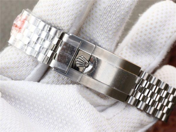 Rolex gmt jubilee batman