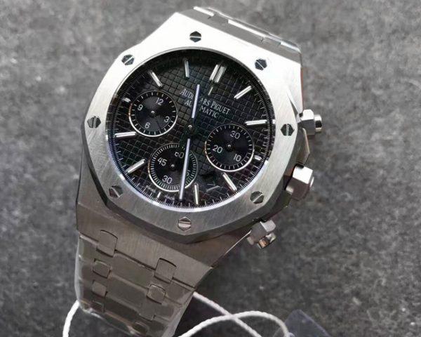 Audemars Piguet Royal Oak chronograph black