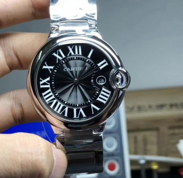 Cartier Ballon Bleu black