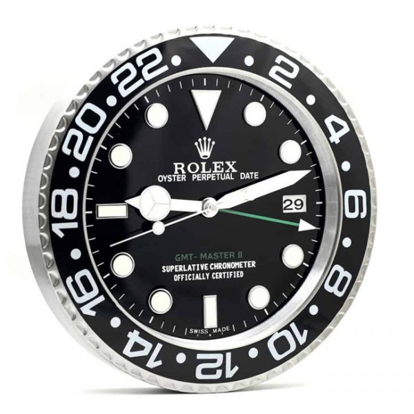 Rolex gmt master 2 display clock