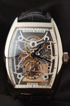 Franck Muller Skeleton