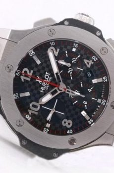 Hublot big bang cardon dial
