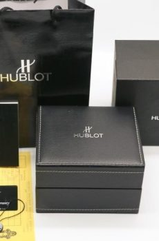 Hublot small box full set με τσάντα