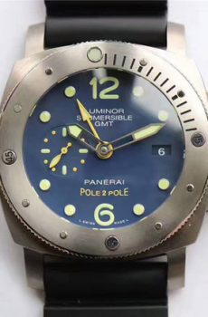 Panerai Luminor Submersible gmt