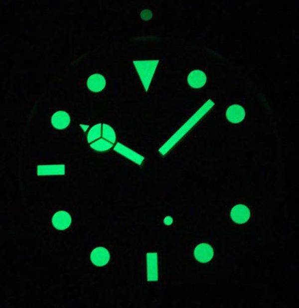Rolex explorer 2 black display clock