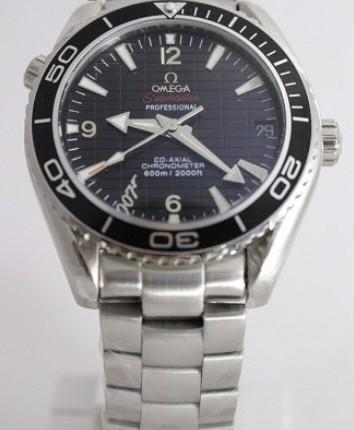 Omega Seamaster 007 James Bond