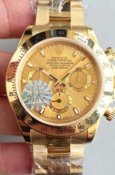 Rolex Daytona full gold