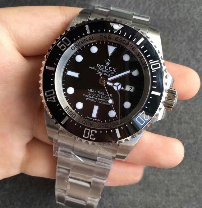 Rolex Deep sea dweller