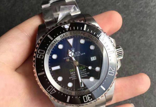 Rolex Deep Blue sea dweller Cameron