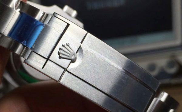 Rolex submariner artisan de geneve rough matt blue