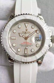Rolex baymax white