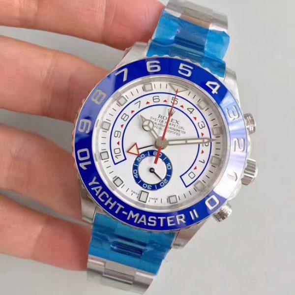 Yachtmaster 2 steel