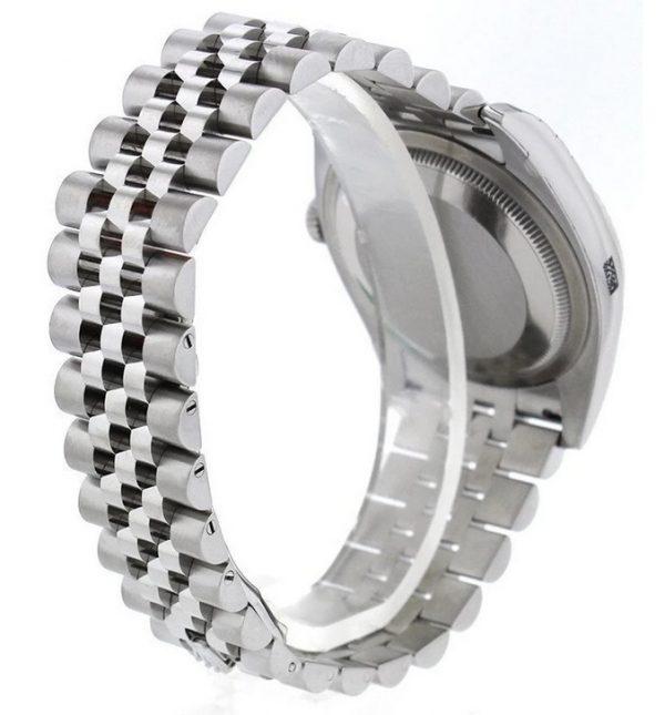 Rolex datejust jubilee diamond bezel
