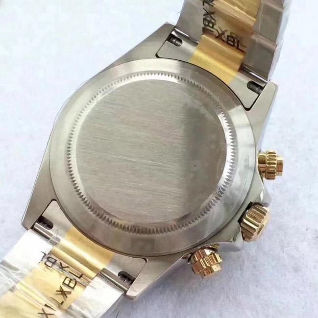 Rolex Daytona two tone gold