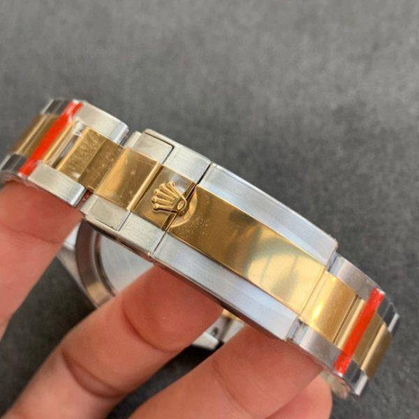 Rolex Daytona two tone grey dial