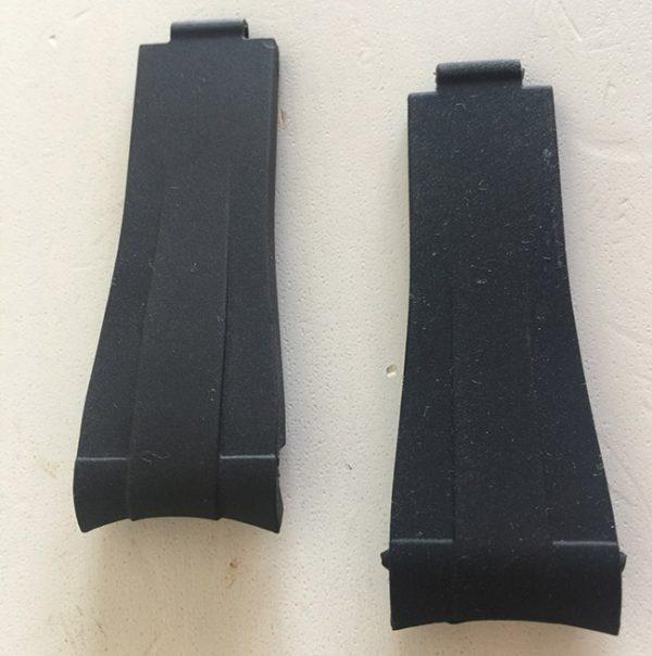 Rubber strap για Rolex