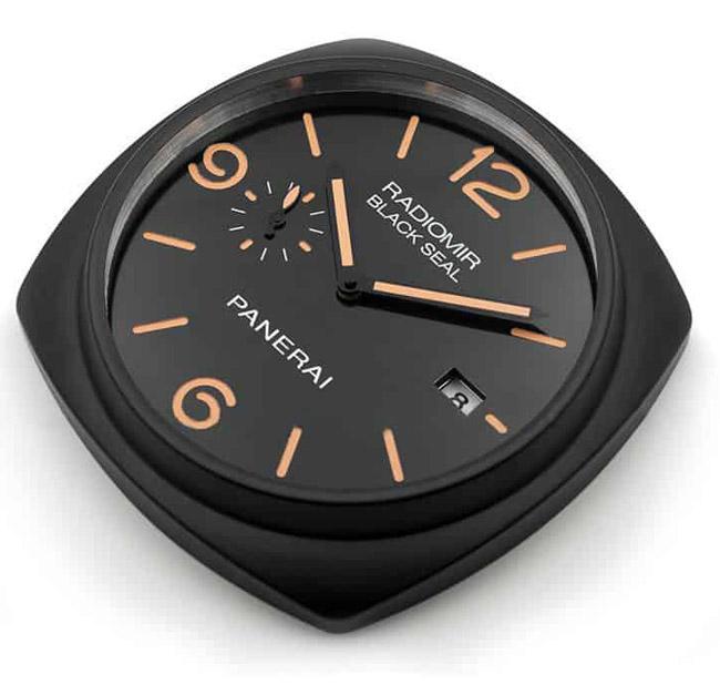 Panerai Radiomir black seal display clock D1