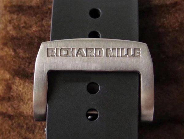 Richard Mille Skull titanium
