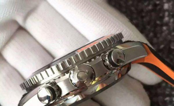 Omega Seamaster chronograph cerachrom