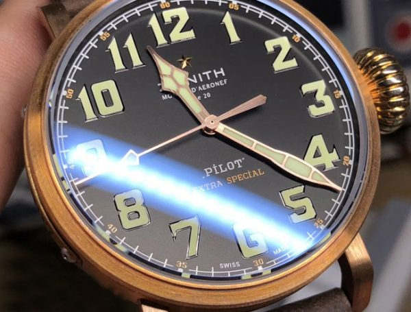 Zenith Pilot special edition