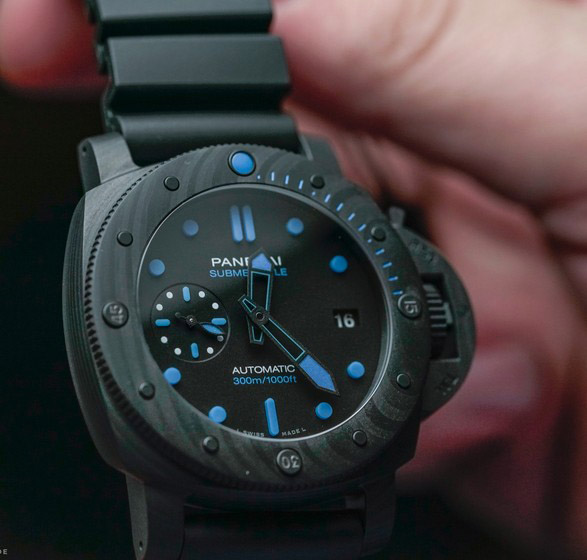 Panerai Submersible bmg