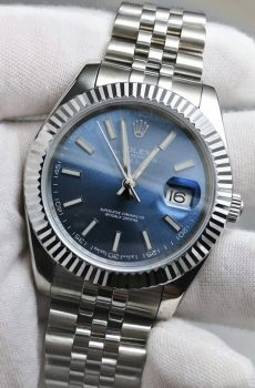 Rolex Datejust blue jubilee 36mm