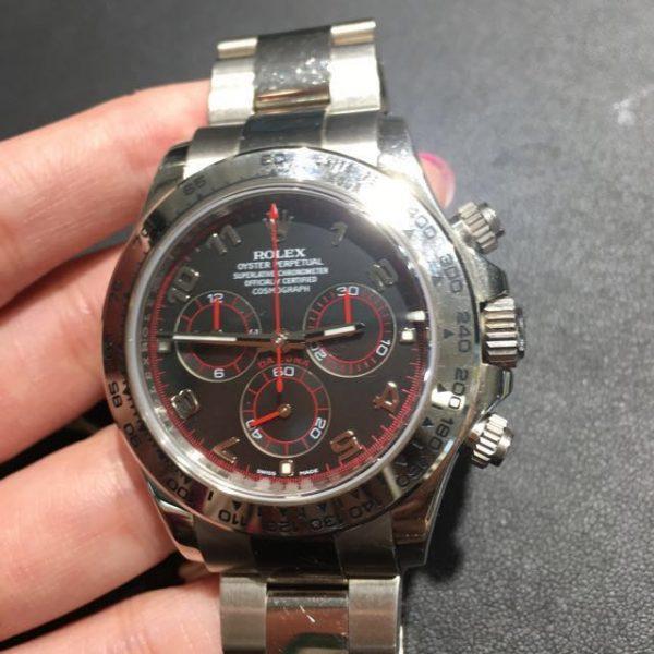 Rolex Daytona Valjoux 7750