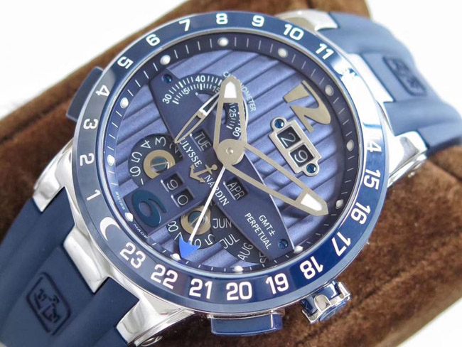Ulysee Nardin Toro blue