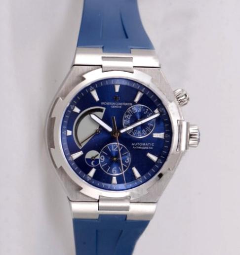 Vacheron Constantin overseas true blue